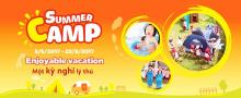 SUMMER CAMP - ENJOYABLE VACATION 2017